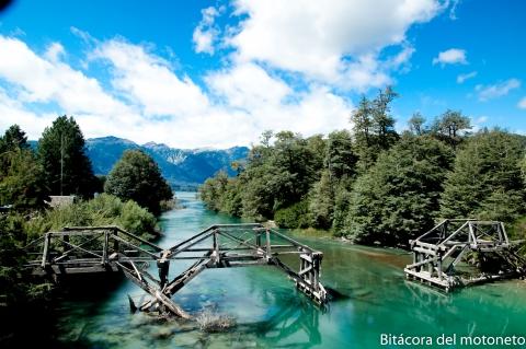 El increible río Villarino