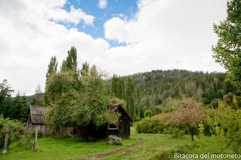 Casa rural en Bolsón
