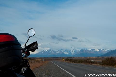 Moto con buena panoramica