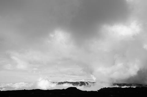 Más nubes