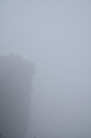 El Roraima entre la niebla