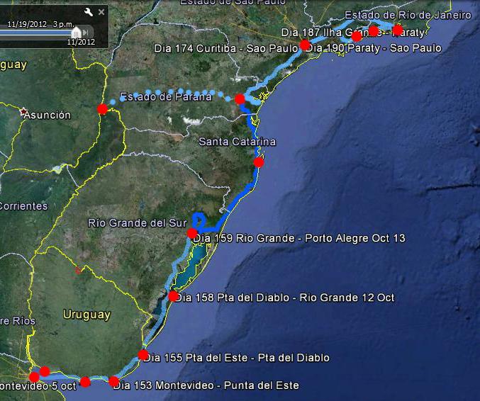 Tercera parte: Buenos Aires, Argentina | Rio de Janeiro, Brasil