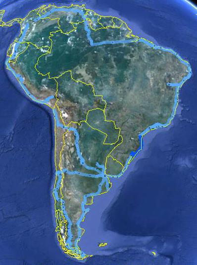 Ruta completa trazada por José Obdulio, el detestado GPS