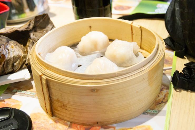 Deliciosos dumplings