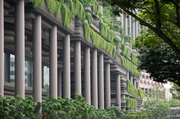 Singapur, el sueño de un arquitecto