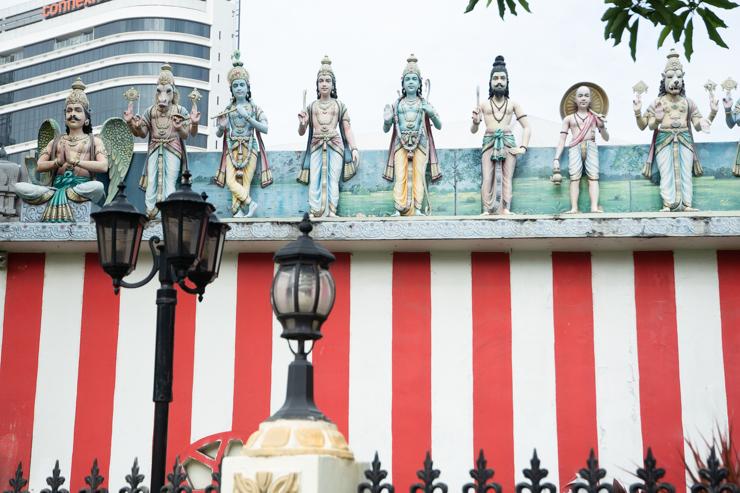 Muchos dioses hindús