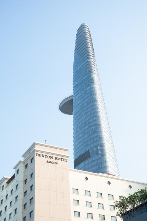 El rascacielos de Ho Chi Minh, Bitexco tower
