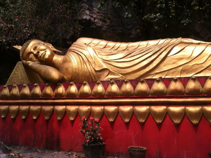 Buda en Phousi