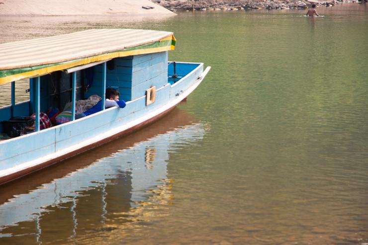 Muang Khua, lugar donde todo anda despacio