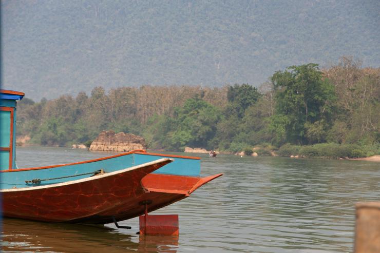 Lindo diseño de canoa