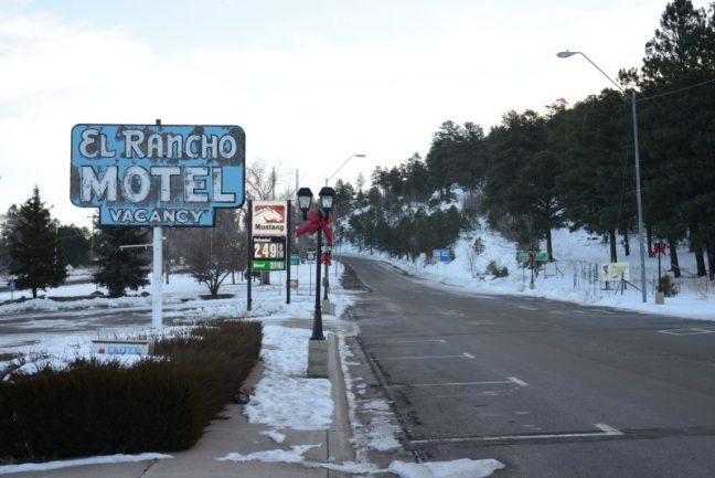 Nuestro motel