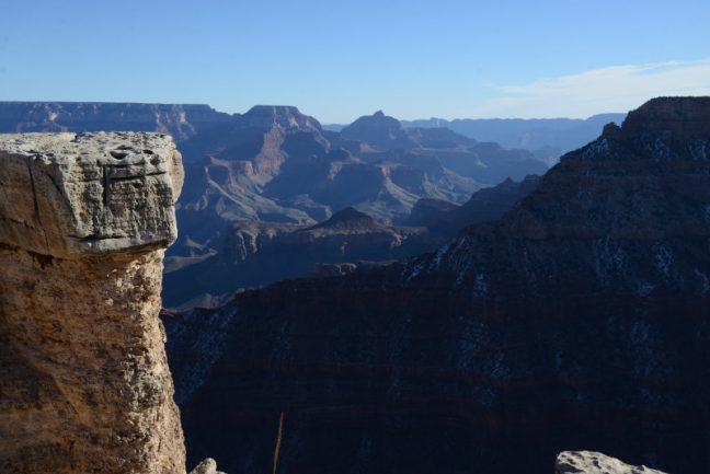 Vista del cañón