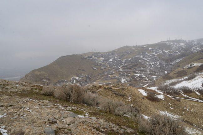 El Ensign Peak