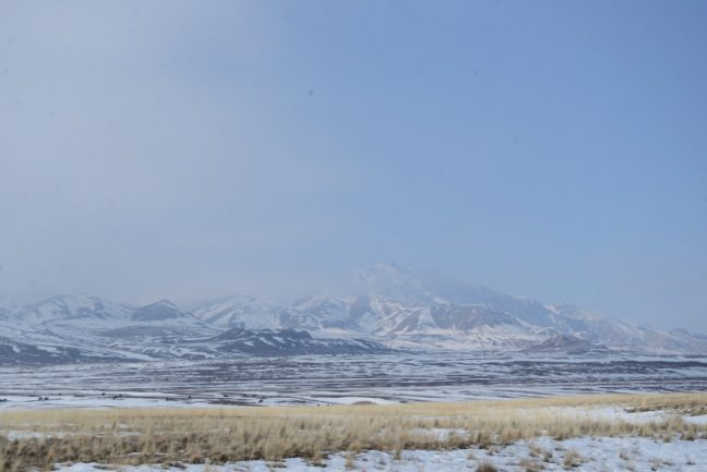 Antelope Island & Surroundings