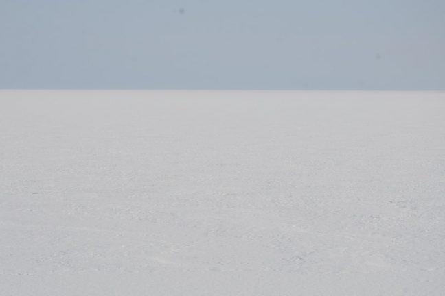 El Salt Lake muy congeladito