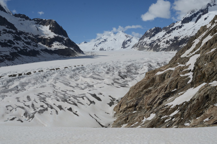 El Aletschgletscher