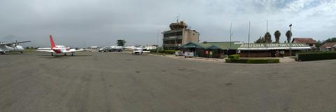El aeropuerto de Karatu