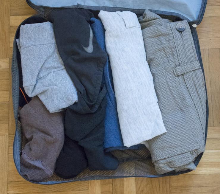 Como siempre, un empacador hace la vida más fácil