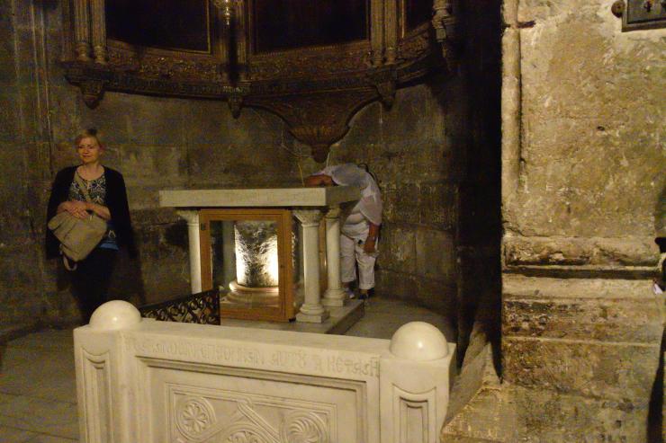 capilla de longuino
