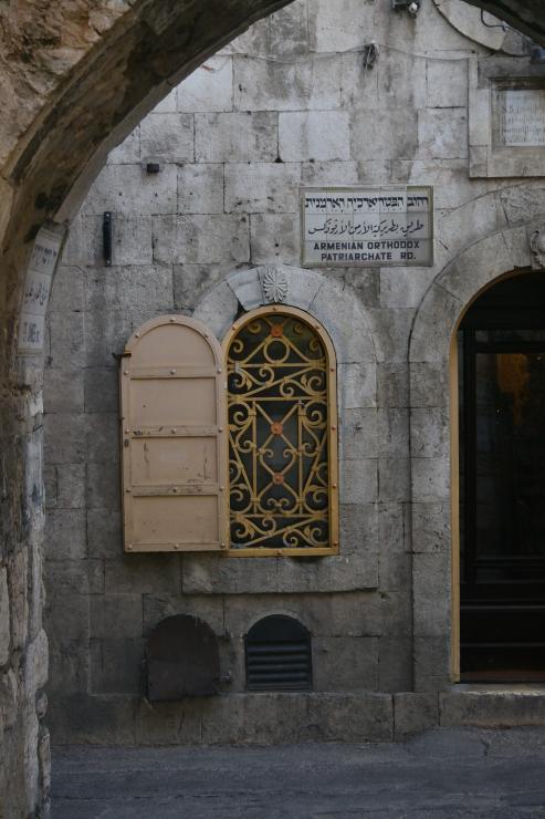 El barrio armenio