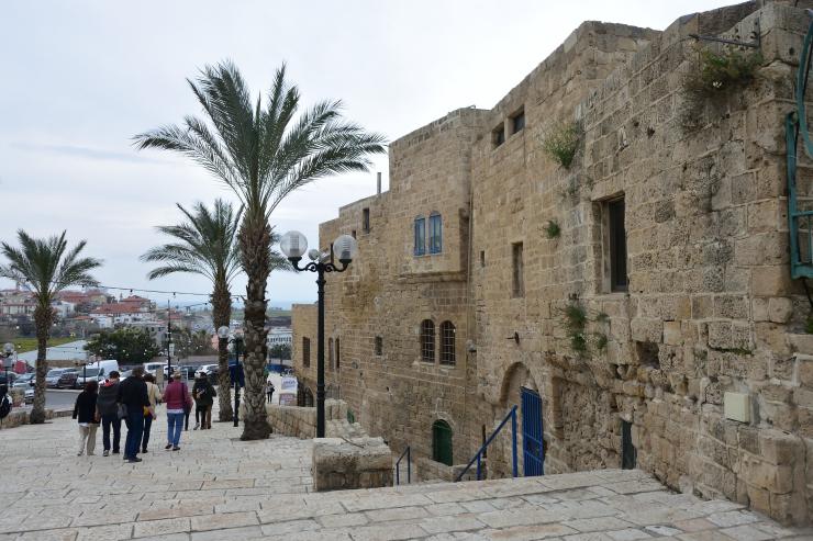 Callejuelas de Jaffa