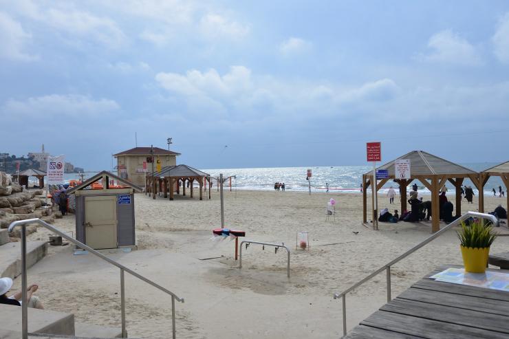 Playa para bañistas