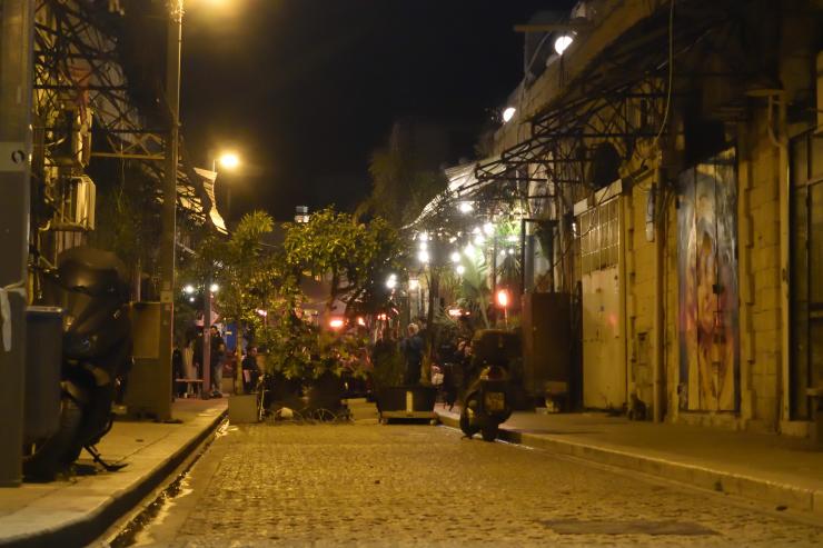 Jaffa nocturna