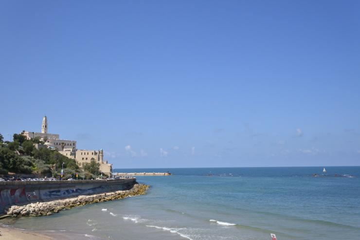 Jaffa de día