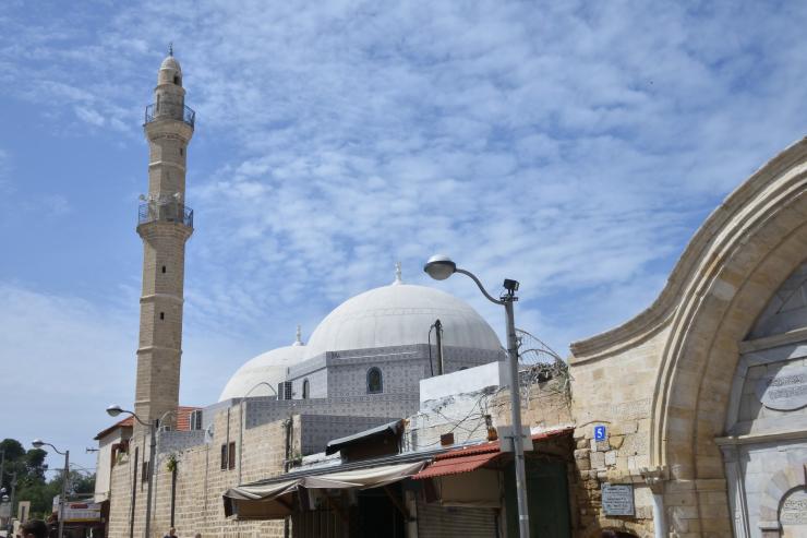 Mezquita Jaffa