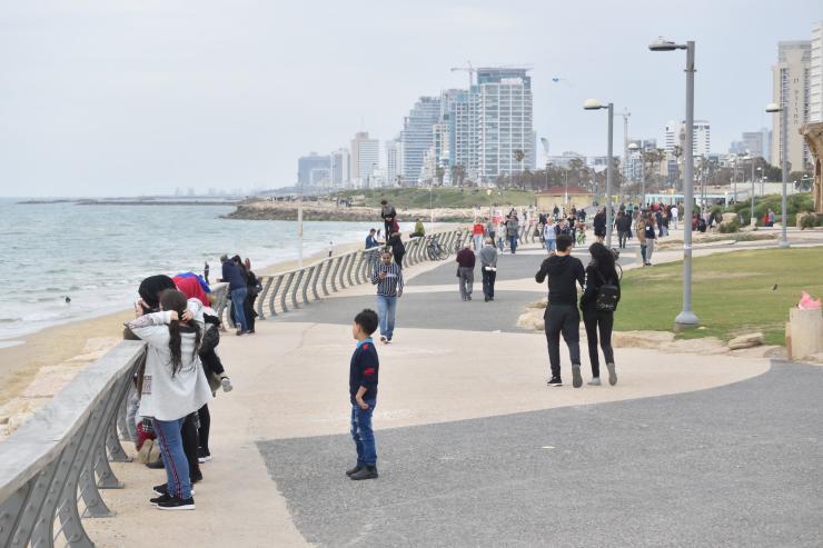 Costanera en Jaffa