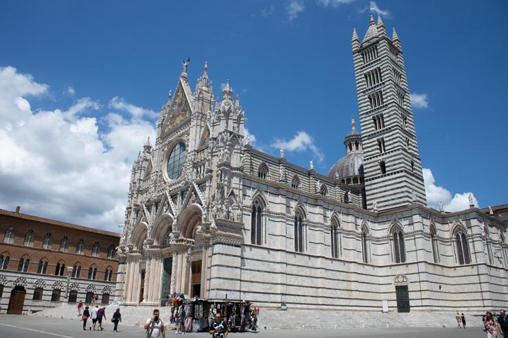 Il Duomo de Siena