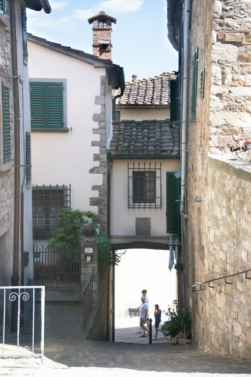 Calles de Rada in Chianti