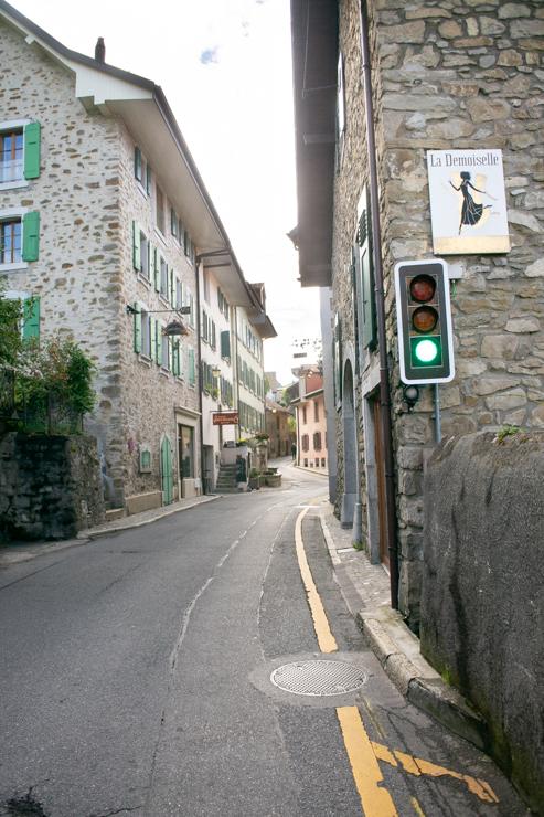 Etapa 2 Lausanne – Sion