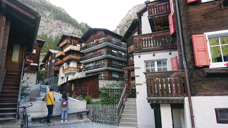 Hoteles en Zermatt