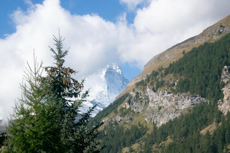 Etapa 4 Zermatt – Brig