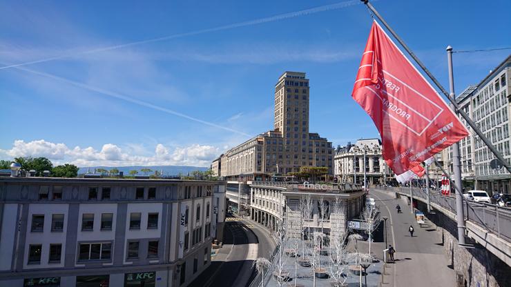 El Lausanne palace
