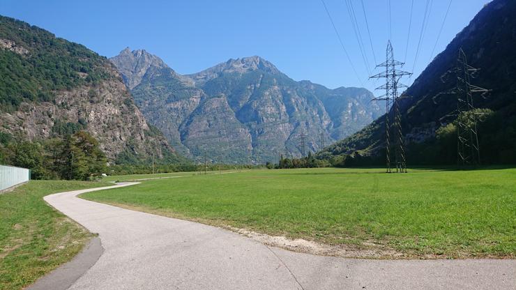 Montañas del Ticino