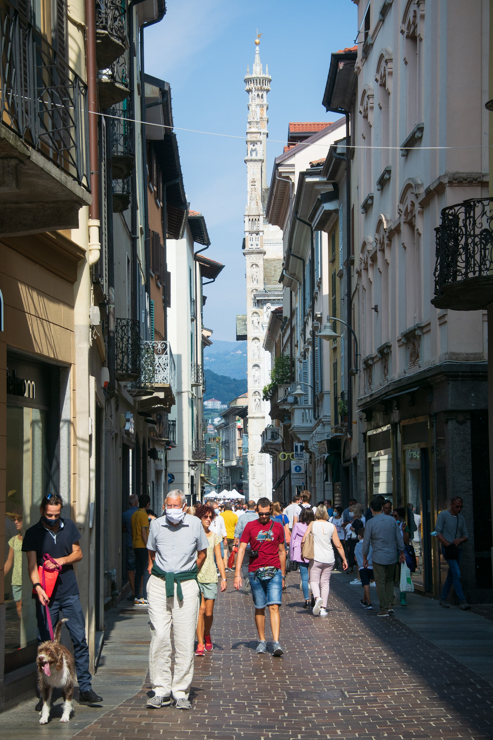 Calles de Como