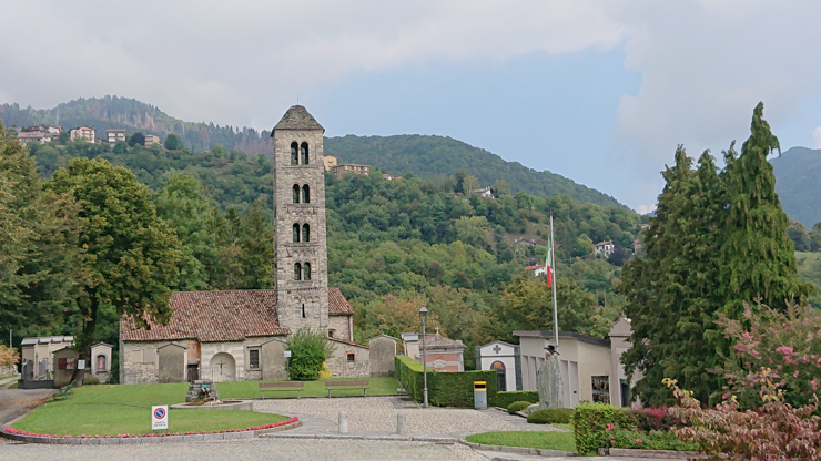 Cimiterio di Regazzo